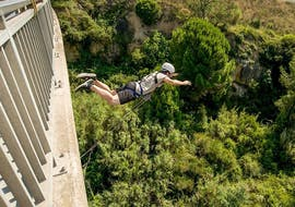 Bungee Jumping from Sant Sadurní d'Anoia Bridge (30m)