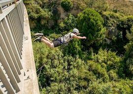 Bungee Jumping from Sant Sadurní d'Anoia Bridge (30m)