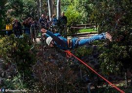 Duo Bungee Jumping from Sant Sadurní d'Anoia Bridge (30m)