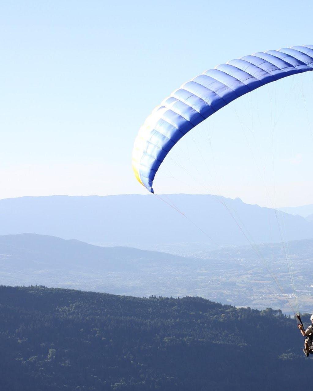 Paragliding Val Pusteria (c) Pixabay