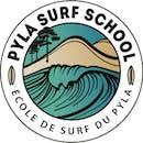 Logo Pyla Surf School