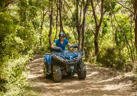 Quad Biking in Nelson - Bayview Circuit Tour