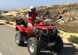Full-Day Quad Biking Tour around Gozo