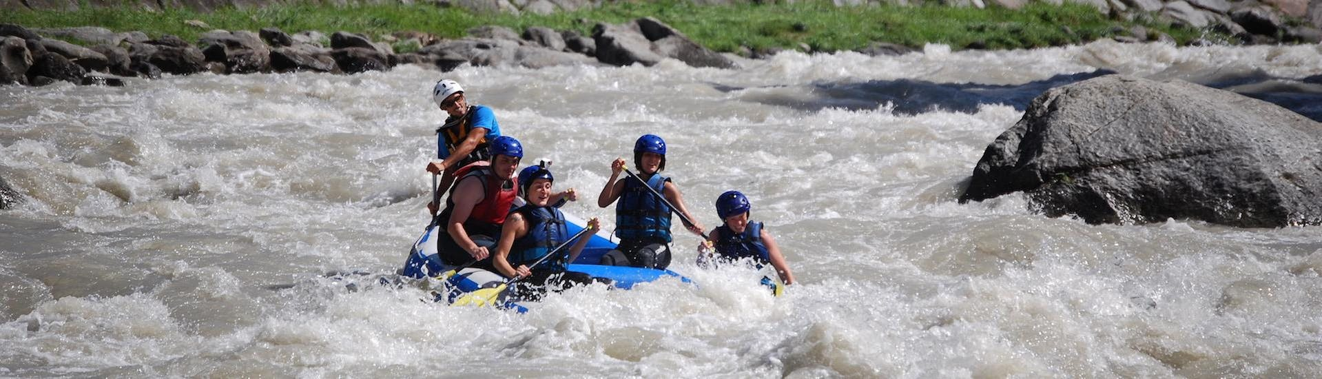 Rafting 2 Run 2 Fun on the Adda River