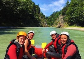 Rafting on the Kitzbüheler Ache - Action