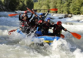 """Rafting """"Action & Safety"""" - Rienza"""