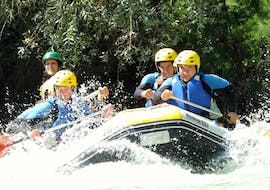 Rafting on the Río Guadalfeo - Action Tour