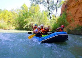 Rafting on the Río Cabriel - Wildwater Tour