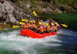 Rafting Tagestour für Jung und Alt - Salza