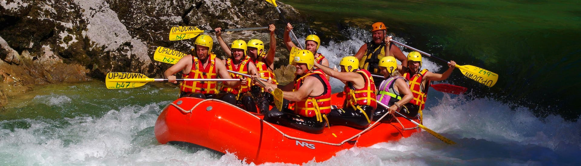 Rafting Day Tour for the Young and Old - Salza