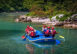 Discovery Rafting on the Rhône River