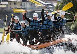 Rafting on the Dora Baltea - First Experience