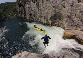 Rafting Explore Package auf der Cetina
