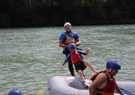 Rafting Extreme Fun on the Adda River