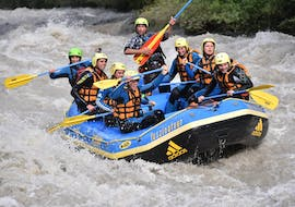 Rafting in the Imster Schlucht for Explorers
