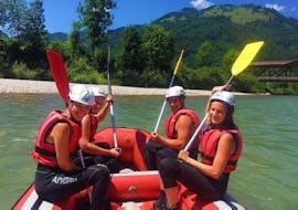 Rafting facile à Erpfendorf - Kitzbüheler Ache