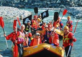 Rafting für Familien auf der Gail
