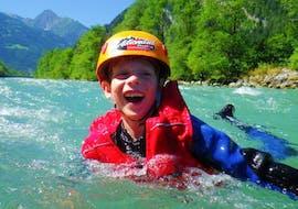 Rafting für Familien auf dem Ziller