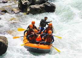 Rafting on the Nive River - Full Day