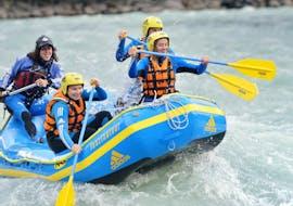 Rafting in the Imster Schlucht - Girls Trip