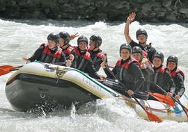 """Rafting in Imster Schlucht - """"Blue Water Classic"""""""