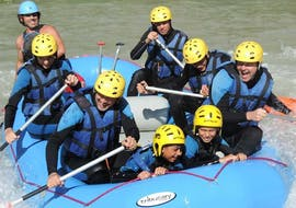 Rafting in the Río Guadalfeo - Kids Tour