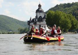 """Soft Rafting """"Loreley"""" - Middle Rhine"""