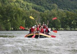"""Soft Rafting """"Binger Loch"""" - Middle Rhine"""