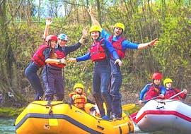 Rafting on the Adige - Homerun Tour