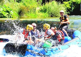 Rafting on the Aniene - Power