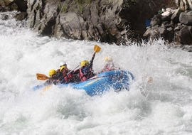 Rafting on the Aurino - Long Tour