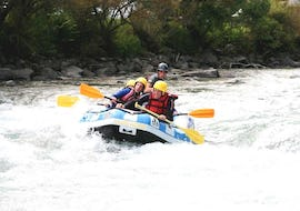 Rafting on the Aurino - Short Tour