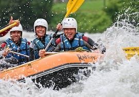 Rafting sur la Doire Baltée - Longue route