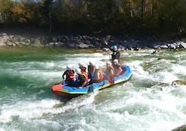 Rafting auf der Isar für Einsteiger