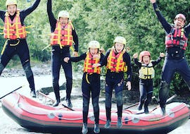 Rafting on the Isel River for Beginners