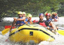Rafting on the Kupa - Bachelor Party