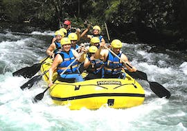Classic Rafting on the Kupa River