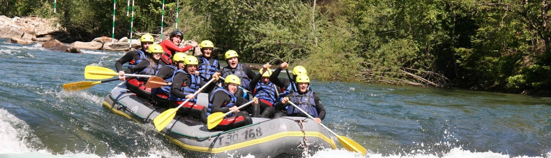 Rafting on the Möll River for Adventurers - Fun Tour