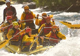 Rafting sul Noce - Exciting