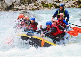 Rafting on the Saalach River - Classic 3