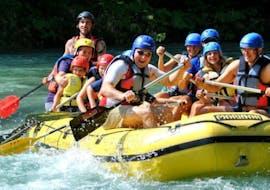 Rafting on the Sava River