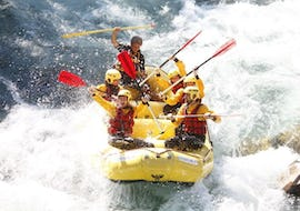 Rafting on the Sesia - Panorama