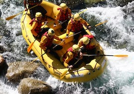 Rafting on the Sesia - Sesia Gorge Tour