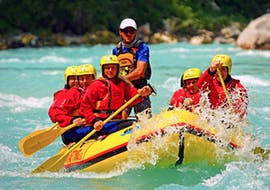Rafting on the Soča River - Classic Tour