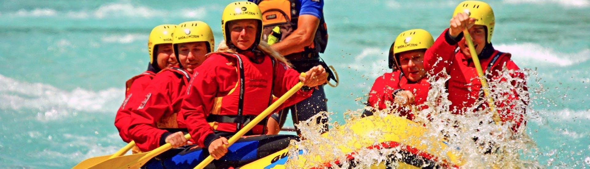 Rafting on the Soča River - Classic Tour