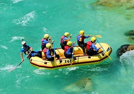 Rafting on the Soča River for Groups (from 8 people)