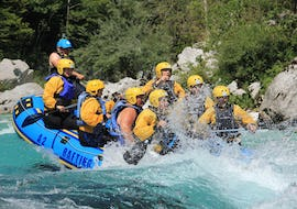 Rafting on the Soča River - Go 2 Action Tour