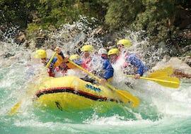 Rafting auf der Soča - Standard Tour