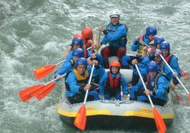 "Rafting ""Fun-Erlebnistour"" - Berchtesgadener Ache"