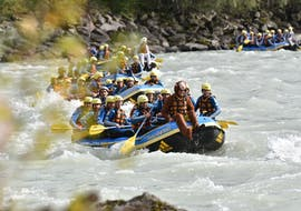 Rafting in the Imster Schlucht - Bachelor Party
